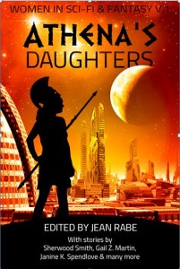 Cover for Athena's Daughters