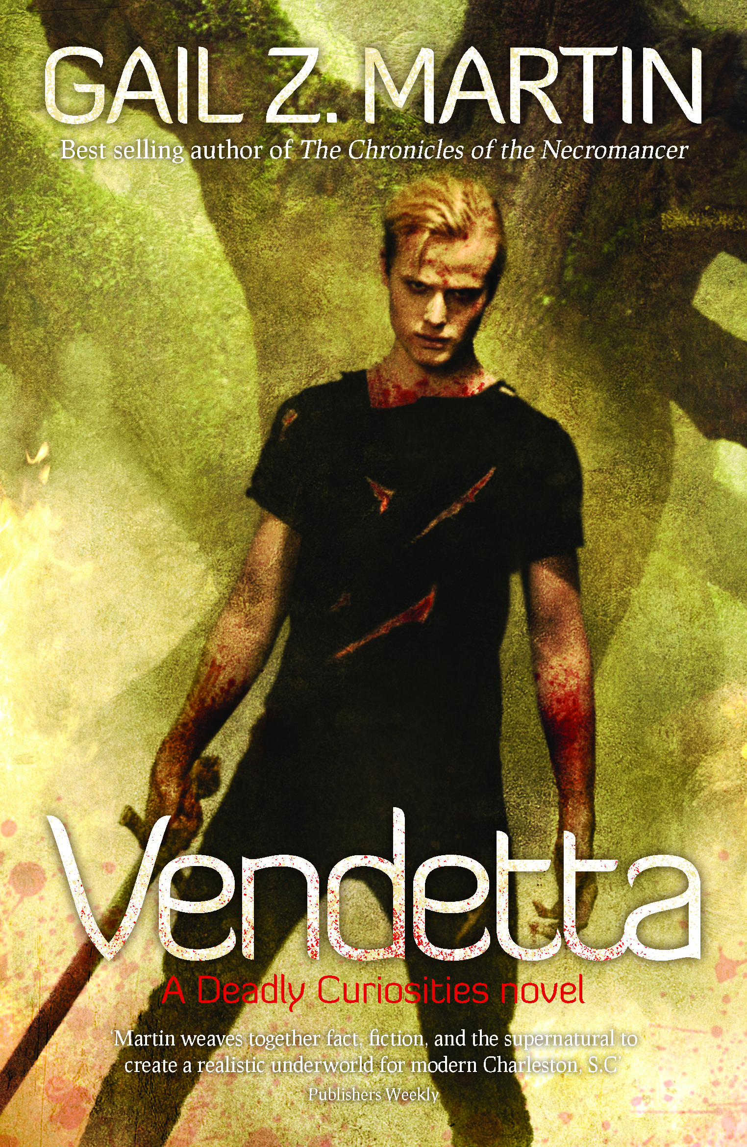 DEADLY CURIOSITIES-VENDETTA