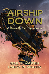 Airship Down Cover